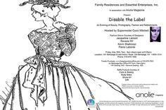 Jacqueline Lamont — F.R.E.E Organization Fashion Show