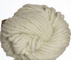 Chunky yarn