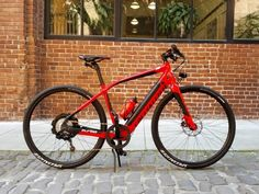 Specialized Turbo makes riding as easy as driving! http://cnet.co/180hXSV