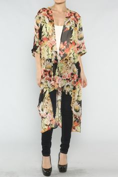 Currently loving our Solid Kimono Cardigan. #fallstyle #knits ...