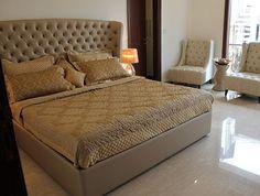 Luxury Villas in Goa for Sale: Luxury Bedroom