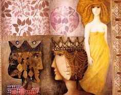 Gabriel Bonmati here and here The artwork of Gabriel Bonmati is a mixture of choice ingredients inspired by his travel. Gabriel, Online Diary, Modern Art, Culture, Artwork, Solar, Poetry, France, Happy