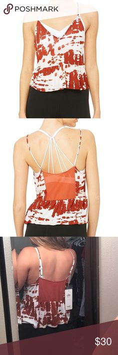 Alo Yoga Top New with tags and so cute!!! Size medium ALO Yoga Tops Tank Tops