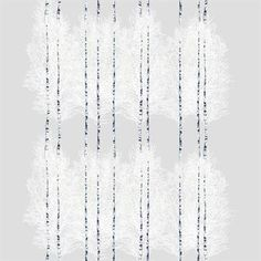 The beautiful Koivikko shower curtain comes from Vallila Interior and is designed by Riina Kuikka. The curtain has a lovely birch tree pattern in white which is typical for the Finnish landscape. Combine the shower curtain with matching details to create a fresh and unitary look in your bathroom!
