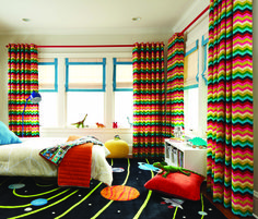 Colorful Perfect For A Child S Room Bedroom Windows Blinds Window