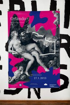 Fons Hickmann M23 - Semperoper Dresden - 2012, 2013, Plakate, Poster, Semperoper