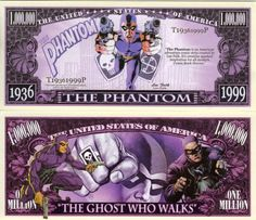 The Phantom The Ghost Who Walks Million Dollar Novelty Money Hama Beads Minecraft, Minecraft Pixel Art, Minecraft Skins, Minecraft Buildings, Perler Beads, Pulp Fiction Characters, Comic Book Heroes, Comic Books, Phantom Comics