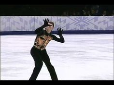 Alexei Yagudin - The Man In The Iron Mask - 2002 Olympic Long Program... God I miss watching him skate.