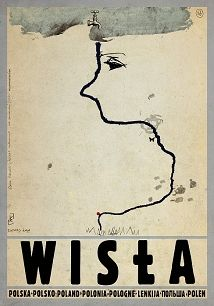 Wisla Check also other posters from PLAKAT-POLSKA series Original Polish poster autor plakatu: Ryszard Kaja data druku: 2014 wymiary plakatu: ok. Poster City, Poster S, Poster Ideas, Art Deco Posters, Vintage Posters, Polish Movie Posters, Great Paintings, Art Deco Period, Typography Prints
