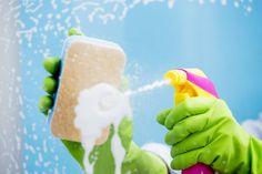 Cómo limpiar los cristales de tus ventanas y puertas