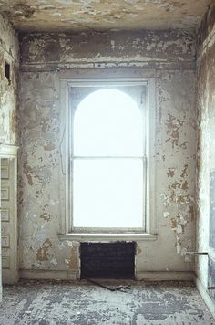 """Like this because the old plaster look is """"in."""""""