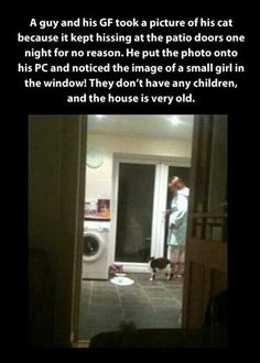 Cool but it happens alot so could be a fake there's always kids in photos
