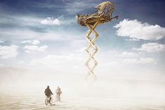 Burning Man — Victor Habchy