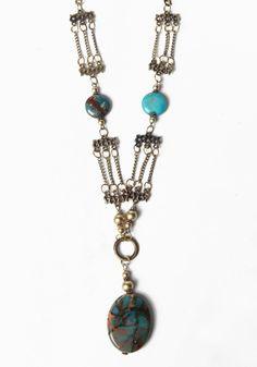 Premonition Rustic Necklace
