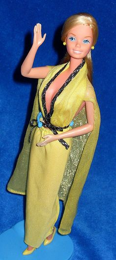 Superstar Barbie con parte di 1978 Best Buy Fashion #2565