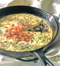 Omelet Recipes: French Onion Omelet