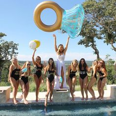There are plenty of fun bachelorette party ideas that you can implement into your bash. Let the bride get wild one last time before her big day. Disney Bachelorette, Bachlorette Party, Bachelorette Party Decorations, Bachelorette Weekend, Bachelorette Ideas, Bachelorette Party Pictures, Hen Party Decorations, Before Wedding, Wedding Day