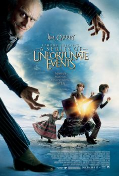 Lemony Snicket's A Series of Unfortunate Events ( 2004 )    Three wealthy children's parents are killed in a fire. When they are sent to a distant relative, they find out that he is plotting to kill them and seize their fortune.
