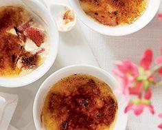 Domaine de Canton and Strawberry Crème Brûlée Ginger Liqueur, Fancy Kitchens, Kitchen Shop, Fancy Desserts, Recipe Details, Creme Brulee, Fresh Ginger, Dessert Recipes, Strawberry