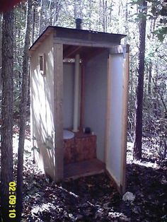 Homestead Survival: How To Build An Outhouse DIY Project