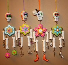 SL Scheibe: Art Things: Tutorial: Day of the Dead Art Dolls