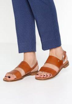 Köp Marc O'Polo Sandaler & sandaletter - brown för 1145,00 kr (2017-03-19) fraktfritt på Zalando.se