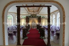 Beautiful wedding photographs at Northbrook Park