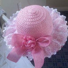 Crochet Toddler, Baby Girl Crochet, Crochet Baby Hats, Cotton Crochet, Baby Knitting, Newborn Crochet Patterns, Crochet Square Patterns, Knit Baby Pants, Toddler Sun Hat