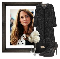 Duchess of Cambridge by analia7 on Polyvore featuring polyvore мода style Giambattista Valli Yves Saint Laurent Mulberry fashion clothing