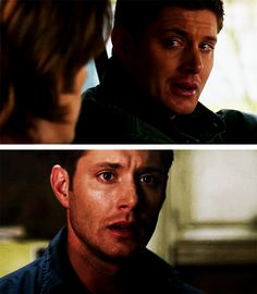"(gif set) Dean after Losing Ben and Emma ||| Supernatural 6x21 ""Let it Bleed"" and 7x13 ""The Slice Girls"" Who needs a heart, anyway? *sob*"