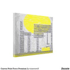 Canvas Print Fosco Premium
