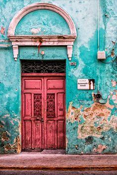 Old Doorway by SdosRemedios, via Flickr