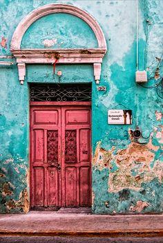 Old Doorway by SdosRemedios, via Flickr