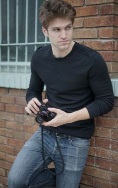 Keegan Allen I think I have a thing for actors that are also photographers