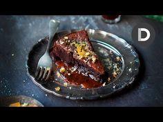 Tarte Au Chocolat (Chocolate Tart) recipe - Valentine's Day Special! - CookingWithAlia - Episode 229 - YouTube