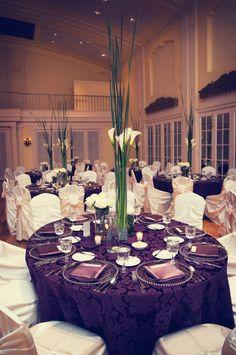 LOVE this decor! #minnesota #wedding #decor