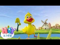 PENGUEN ŞARKISI okul öncesi çocuk şarkıları - YouTube Baby Songs, Kids Songs, Rubber Duck, Tweety, Activities For Kids, Drama, Baby Kids, Toys, Children