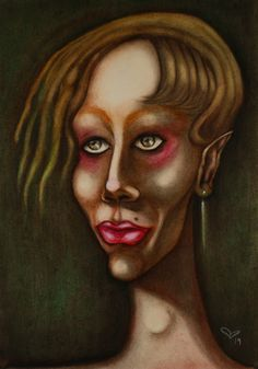 Female Portrait, Woman Portrait, Painting Process, International Artist, Pastel Colors, Saatchi Art, Original Paintings, Paper Size, Artworks