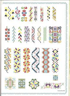123 Cross Stitch, Cross Stitch Pattern Maker, Cross Stitch Kitchen, Cross Stitch Bookmarks, Beaded Cross Stitch, Cross Stitch Borders, Cross Stitch Designs, Cross Stitching, Cross Stitch Patterns