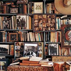Books and memories...