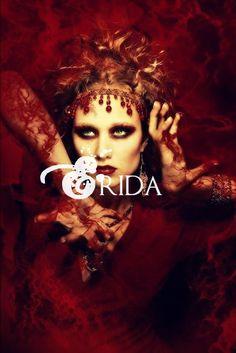 ERIDA // Greek Goddess of Hate, sister of Ares