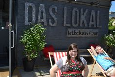Das Lokal is a new German inspired restaurant on Dalhousie. They have a really nice patio, drinks and on Sunday they serve Das Brunch!