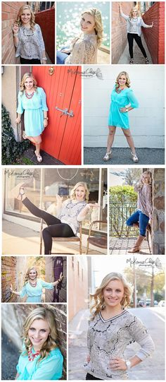 LOL @ the fact that this is me on pinterest....... Posing - Senior Photography - Aqua - Downtown - Historic