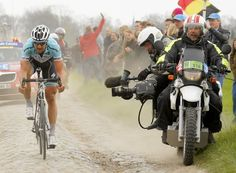 One of the greatest wins I've covered working for OPQS. Tom Boonen winning Paris-Roubaix in 2012