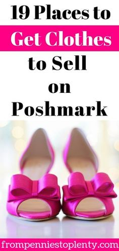 Selling Online, Selling On Ebay, Selling Apps, Make Money Online, How To Make Money, Thrift Shop Finds, Clothing Swap, What To Sell, Selling On Poshmark