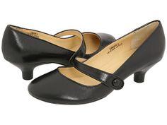 Gabriella Rocha Ginger Black Leather
