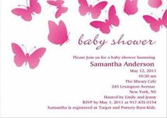 Image result for butterfly baby shower