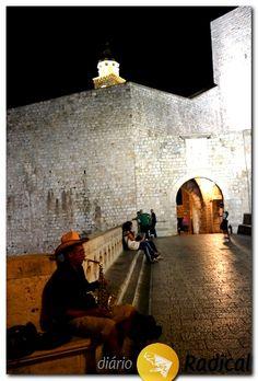 Dubrovnik, uma cidade encantadora na Croácia