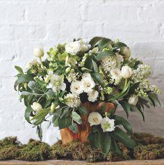 Spring Forward with 5 Sullivan Owen Arrangements List Of Flowers, Cut Flowers, Spring Flower Arrangements, Floral Arrangements, Spring Colors, Spring Flowers, Daffodils, Tulips, Altar Flowers