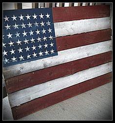 Reclaimed+Wood+American+Flag+by+LittleMonkeyBiz+on+Etsy,+$80.00